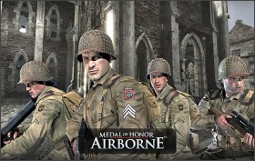 Medal of Honor Airborne game cover