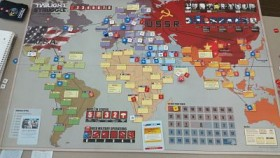 Twilight Struggle gameplay